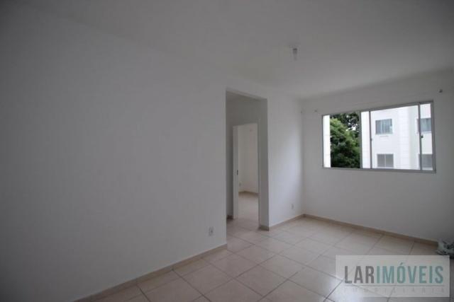 Apartamento de 2 quartos, Condomínio Vila Florata, Bairro Jardim Limoeiro - Foto 4