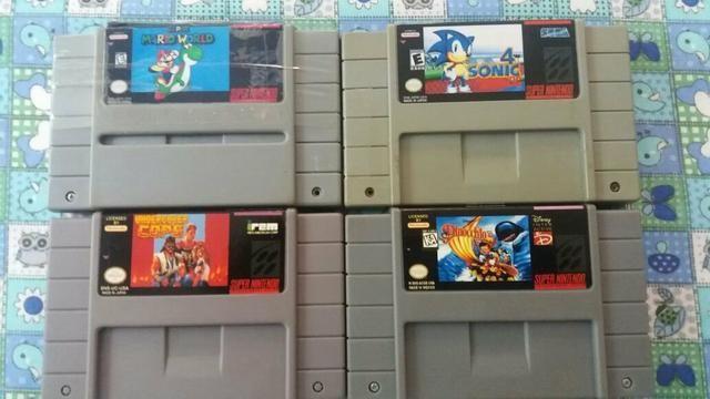Super Nintendo - Foto 4
