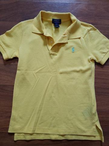 Promoção Camisetas Infantis Polo Ralph Originais - Foto 5