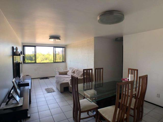 Apartamento com 3 quartos Vizinho ao Iguatemi - Patriolino Ribeiro - Guararapes, Fortaleza - Foto 7