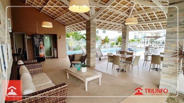 (AF16273) Condomínio de casa, Casa Jade: Alto Dunas 117m² | 3 suítes| DCE| 2 vagas - Foto 2