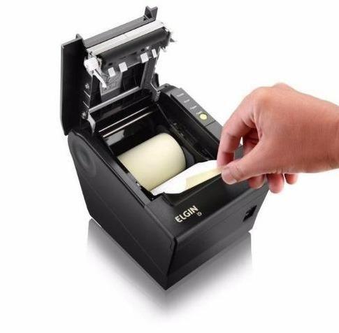 Impressora Térmica Elgin I9 Usb Com Guilhotina - Foto 2