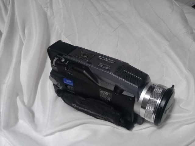 Filmadora Panasonic - Foto 4