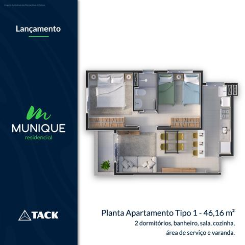 Lançamento apartamentos Minha Casa Minha Vida - Foto 6