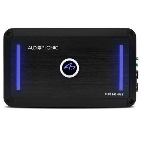 V/T Módulo Amplificador Audiophonic Club 800.4/V2
