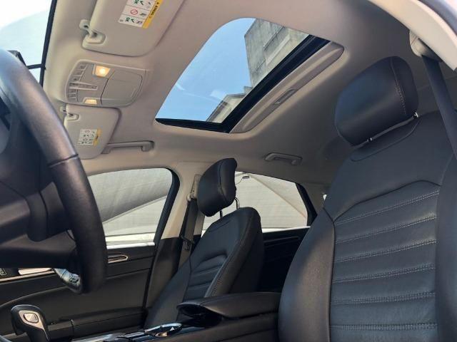 Ford Fusion 2.5 16V iVCT Flex - Foto 10
