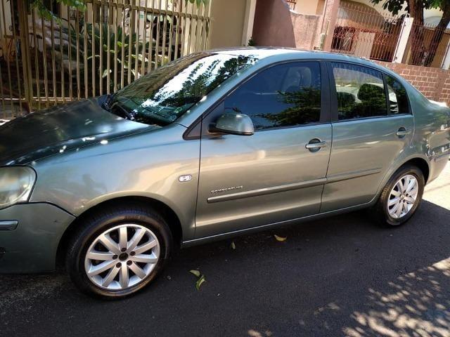 Volkswagen VW Polo 1.6 sedan Flex 4 Portas Comfort line 2008