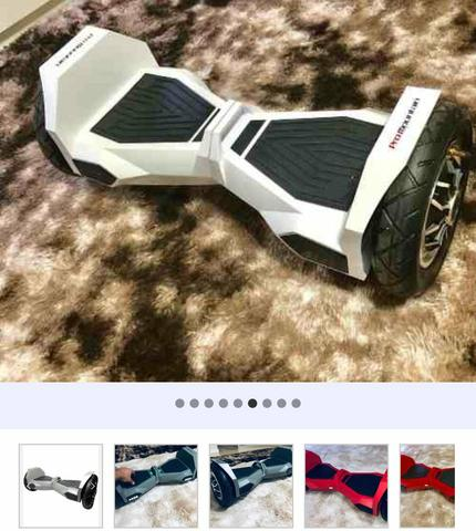 Scooter hoverboard pro mountain 10 polegadas