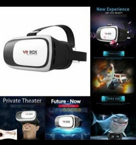 VR Box óculos de realidade virtual - Foto 6