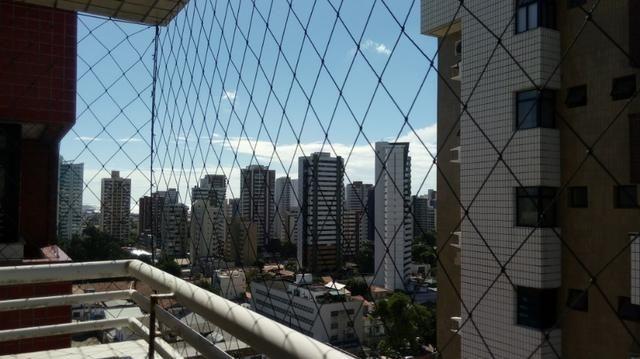 Apartamento projetado no Meireles 117m, 2 suítes com closet, Escritório, 3 vagas - Foto 7