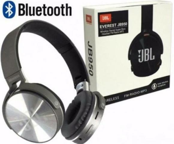 Entrega Grátis * Fone Sem Fio JBL 950 Bluetooth * 1 Linha * Chame no Whats