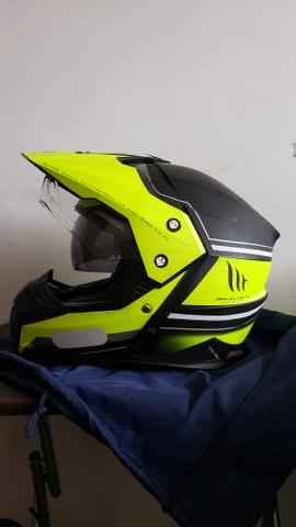 Capacete MT Helmets Tam 58 - Foto 2