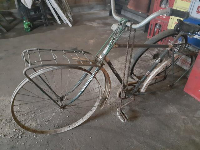 Bicicleta Antiga para Restaurar - Foto 2