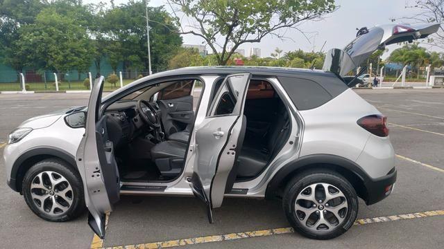 Renault Captur Zen Automático CVT, Único dono, com Garantia de Fabrica e completíssimo - Foto 7