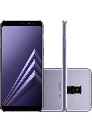 Celular Samsung Galaxy a8 dual chip. Conservadissimo. Nem 1 ano de uso