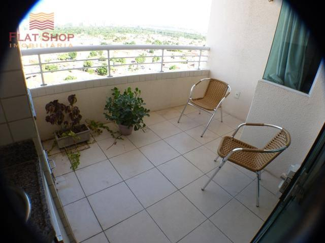 Apartamento com 3 dormitórios à venda, fortaleza/ce - Foto 14