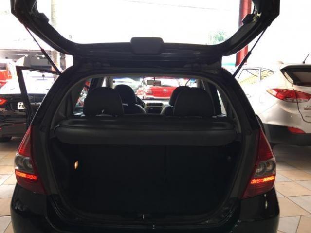 Honda Fit LX 1.4 Completo 2007 - Foto 8