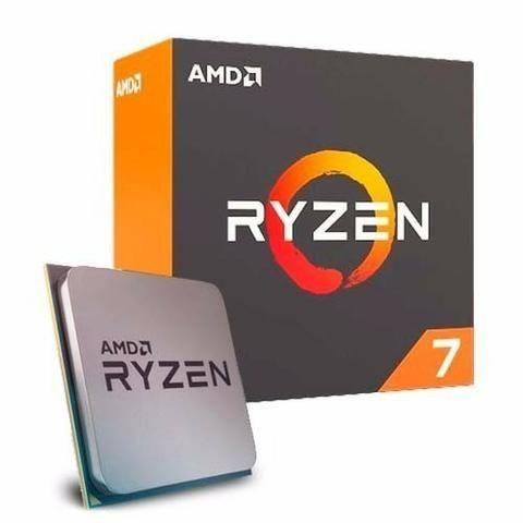 Processador AMD Ryzen 7 1800x com nota fiscal - em até 5 vezes