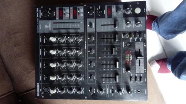 Mixer proficional dj - Foto 3