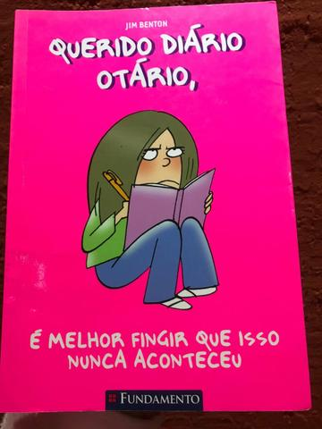 Livro querido diario otario - Foto 4
