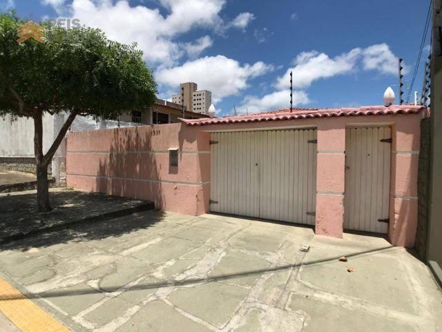 Casa Residencial à venda, Lagoa Nova, Natal - CA0028.