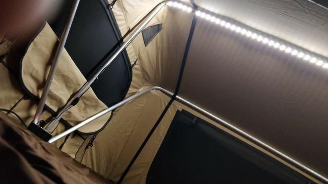 Barraca de teto automotiva Thatu - Foto 6