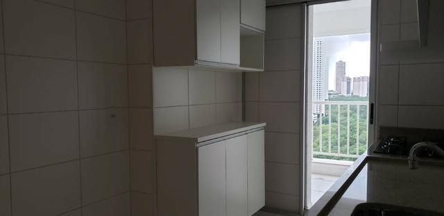 Apart 3 suites de alto padrao, completo em lazer e armarios ac.financiamento - Foto 14