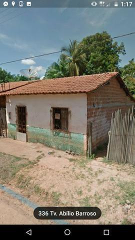 Vendo casa em Vargem grande ma