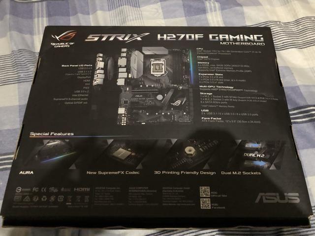 Kit upgrade: i5-6400 e H270F Gaming - Foto 4