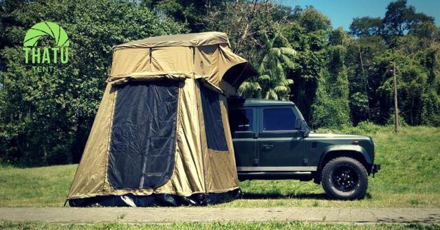 Barraca de teto automotiva Thatu - Foto 3