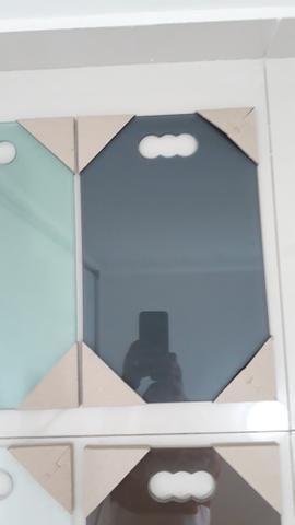 Excelentes tábuas em vidro temperado - Foto 4
