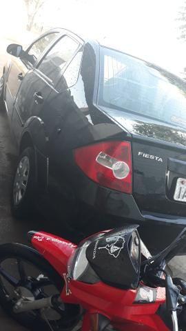 Fiesta sedan lindo para pessoas exigentes 1.6 - Foto 3