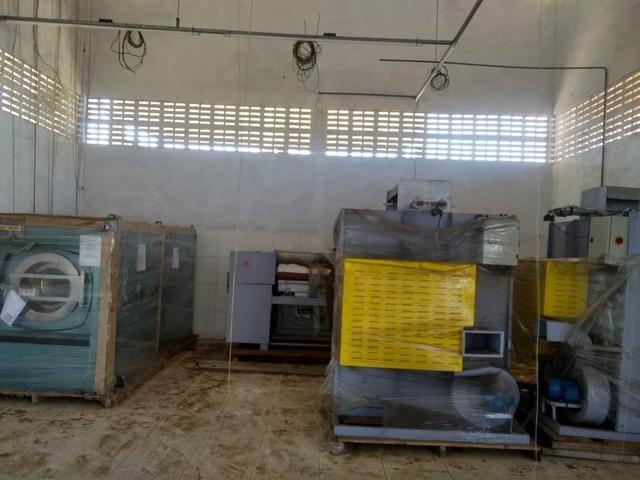 Vendo pacote de lavadoras e secadoras industriais novas!!!! - Foto 2