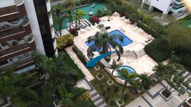 Barra da tijuca. rio2. apartamento com 4 dormitórios à venda, 147 m² por r$ 1.150.000 - ba - Foto 16