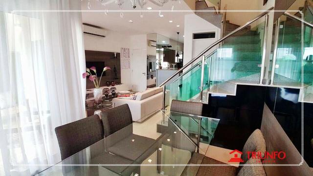 (AF16273) Condomínio de casa, Casa Jade: Alto Dunas 117m² | 3 suítes| DCE| 2 vagas - Foto 6