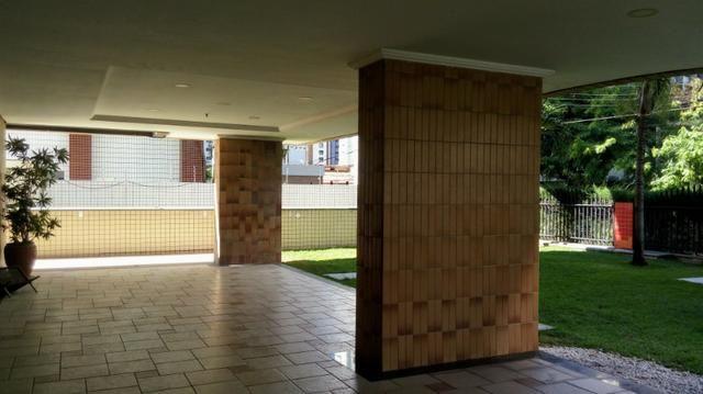 Apartamento projetado no Meireles 117m, 2 suítes com closet, Escritório, 3 vagas - Foto 17