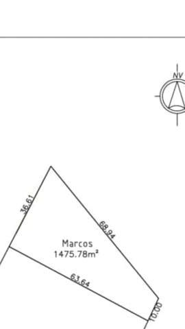 Aceito permutas - Chácara em Trindade - 1.475m - a 2km do asfalto - 11km de Trindade - Foto 19