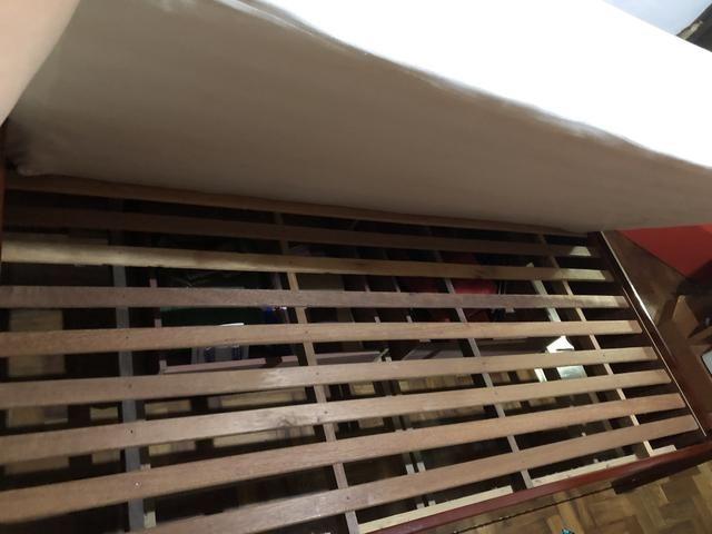Cama e colchão de solteiro - Foto 3