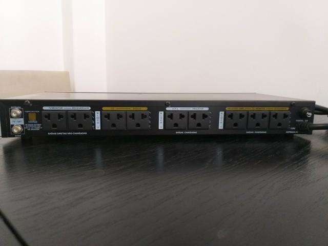 Distribuidor e Condicionador de rede SAVAGE modelo CDR 1500 - Foto 5