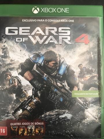 Gears of War 4 e Headset