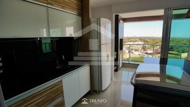 (HN) TR 15197 - Soho no Edson Queiroz com 92m² - 3 quartos - 2 vagas - Lazer completo - Foto 3