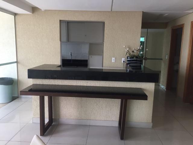 Belissimo Apto 3 qtos, 3 Suites Residencial Dubai Aceita Permuta