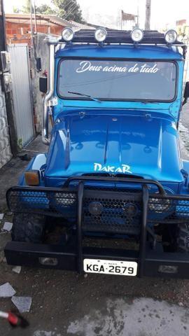 Toyota Bandeirante a Diesel - Foto 12