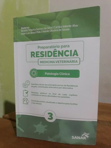 Livro Preparatório Para Residência Em Patologia Clínica
