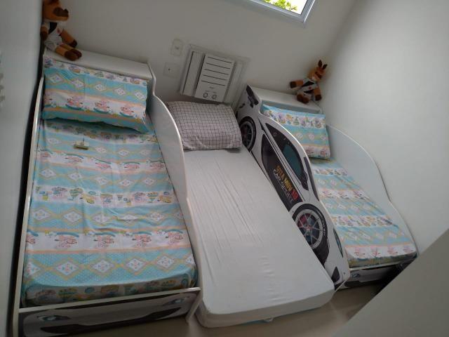 Luar do Pontal | Apartamento no Recreio de 3 quartos com suíte | Real Imóveis RJ - Foto 17