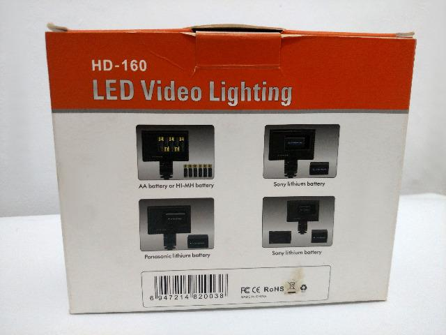 Luminária portátil - Modelo - HD - 160 - Foto 3