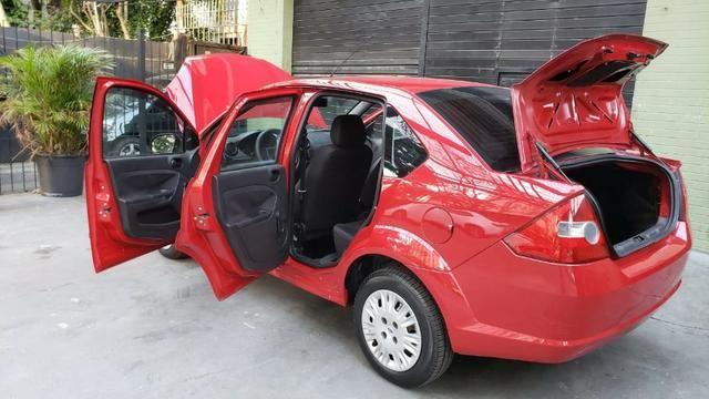 Ford Fiesta Sedan 2008 Flex - Foto 9