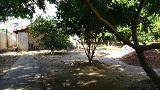 Casa/Rancho na beira do Rio Paranã - Foto 4