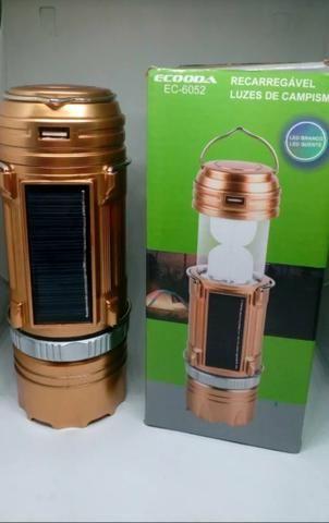 Lanterna/Lampião+direcionamento focal - Foto 5