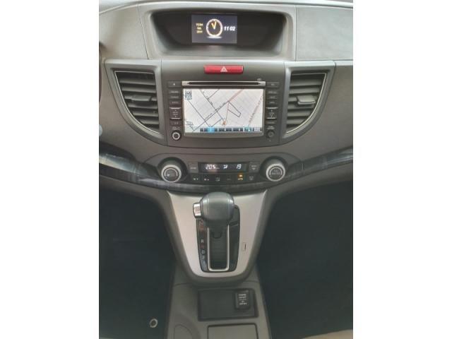 HONDA  CRV 2.0 EXL 4X4 16V GASOLINA 4P 2012 - Foto 8